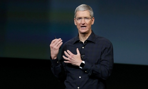 Tim Cook hails Apple Watch health benefits: 'Sitting is the new cancer'