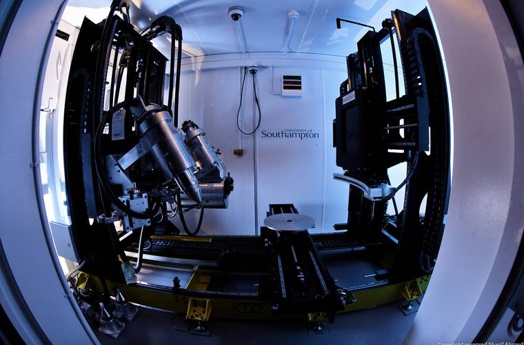 New imaging technology to design, build greener, safer aircraft