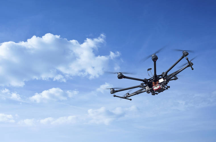 Drones in Construction — An Aerial View of the Future