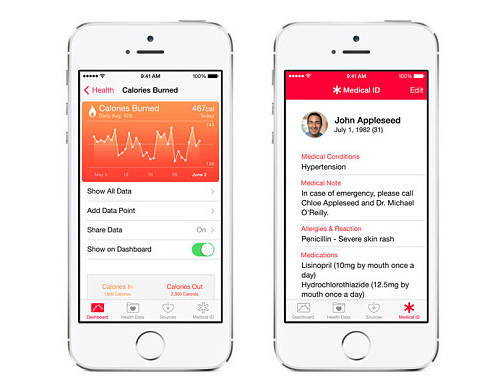 What is Apple's HealthKit?