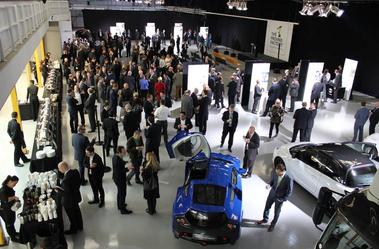 Proving factory aims to fill gaps in UK automotive supply chain