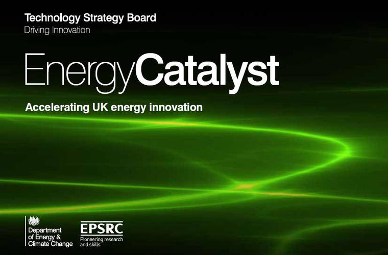 Forty new companies win funding for energy projects in the first round of Innovate UK's Energy Catalyst