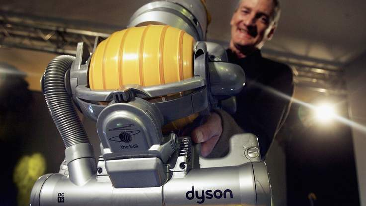 Dyson to fund new school for engineering at Imperial College London