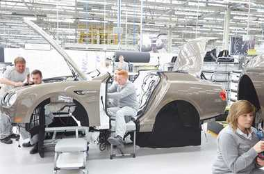 engineering careers  February delivers 13.1% growth for UK car production
