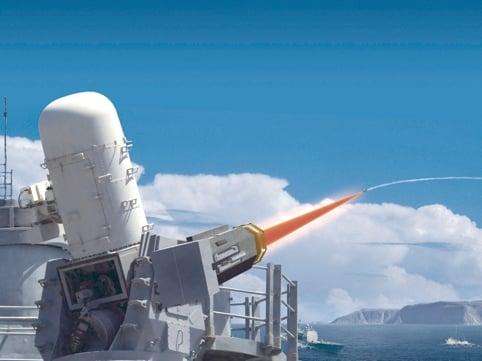 Fibre laser weapon blows truck away