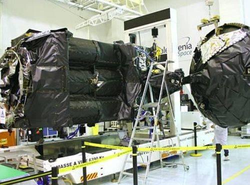 European satellite set for Mars undergoes final testing