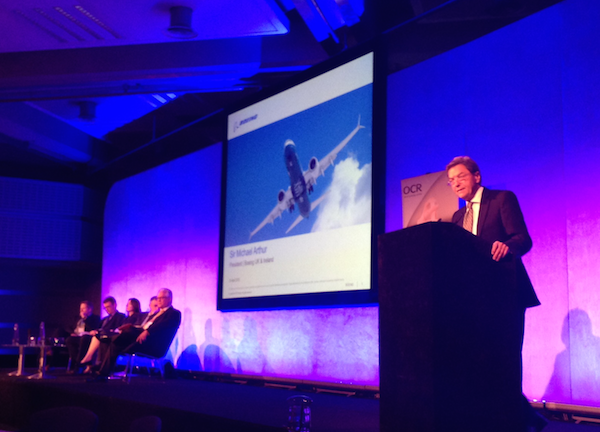 Boeing's UK President speaks out about lack of STEM graduates in the UK
