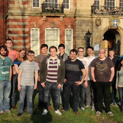 Sheffield students to compete in Railway Challenge