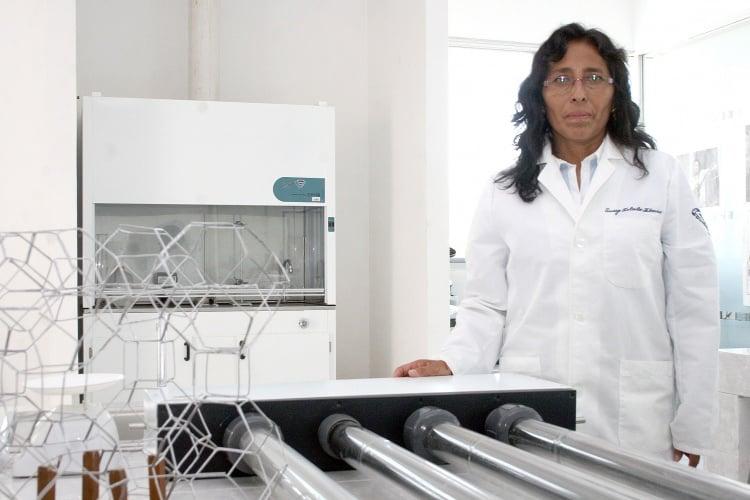 Mexican researcher designs solar-powered fridge