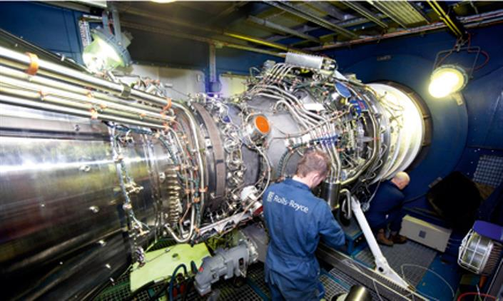 Union warns of strike action over planned job losses at Rolls-Royce