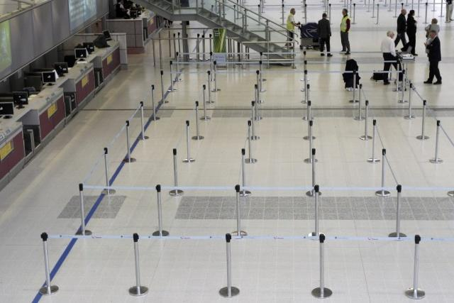New technologies tested to make airports more efficient