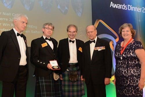 Three UK companies on shortlist for Royal Academy of Engineering MacRobert Award