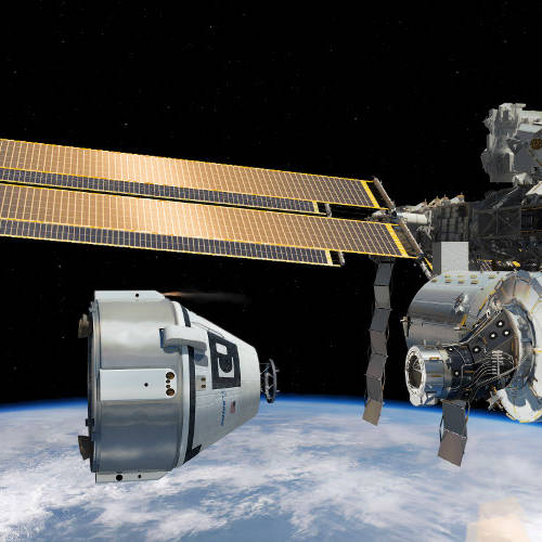 NASA awards Boeing commercial space contract