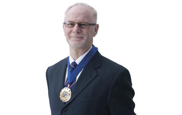 Professor Richard Folkestone appointed President of IMechE