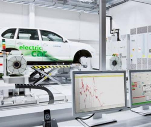 Siemens expands electric powertrain plant