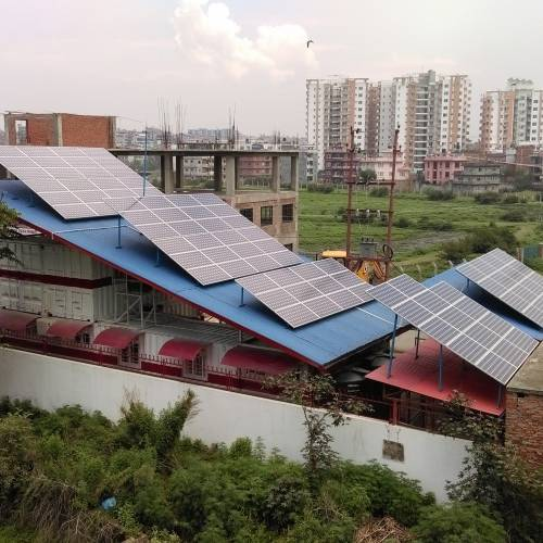 Engineering expertise deployed in Nepal