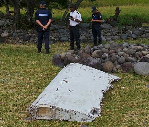 Scientists use barnacles to help solve MH370 disappearance