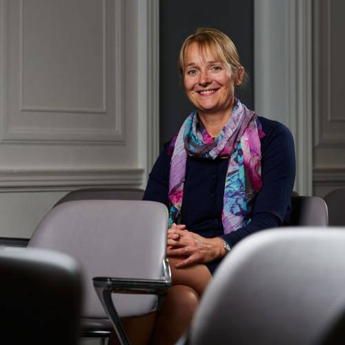 First female president of Institution of Engineering and Technology vows to attract more women into engineering