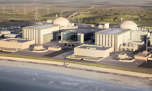 UK-China nuclear deal largest inward investment in UK's history