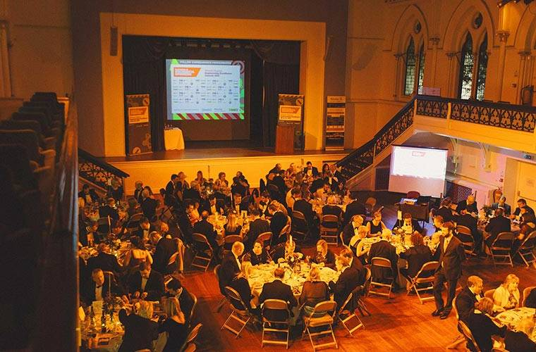 Engineering excellence awards take place in Winchester Guildhall