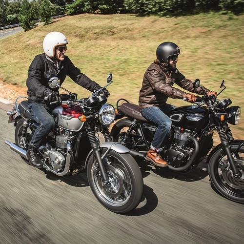 Triumph launches next generation of motorcycles