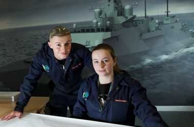 engineering careers  BAE Systems makes history with graduate intake