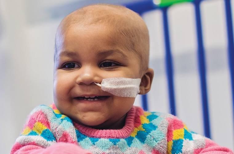 Baby beats leukemia by having gene therapy