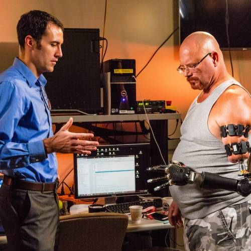 New procedure represents a first for prosthetics