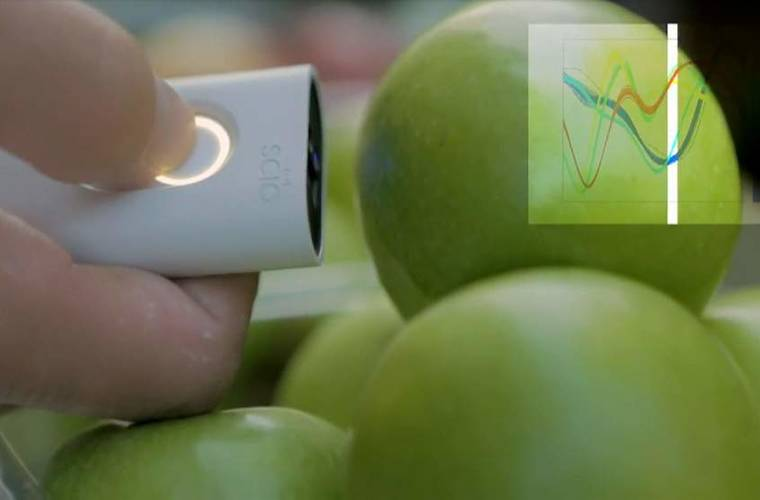 Smartphones to have 'diet scanner' technology