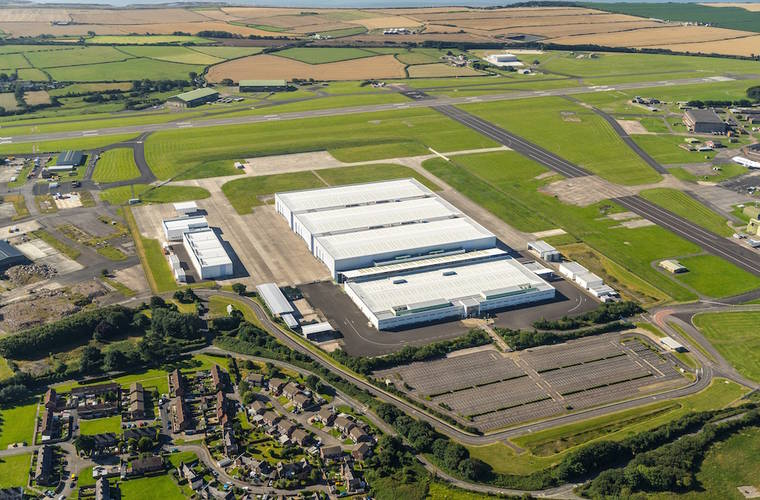 Aston Martin to produce DBX crossover in Wales, creating up to 1,000 jobs