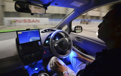 Innovate UK announces £20 million investment in driverless car research