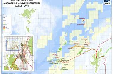 engineering careers  First gas extracted by Total from gas field west of Shetland