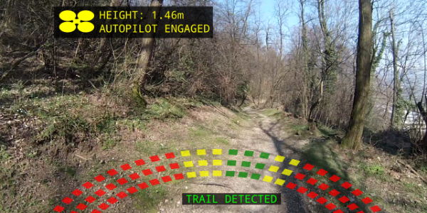 New search and rescue drones use artificial intelligence to fly through forests