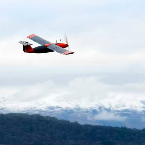 First hydrogen-powered drone takes to the skies