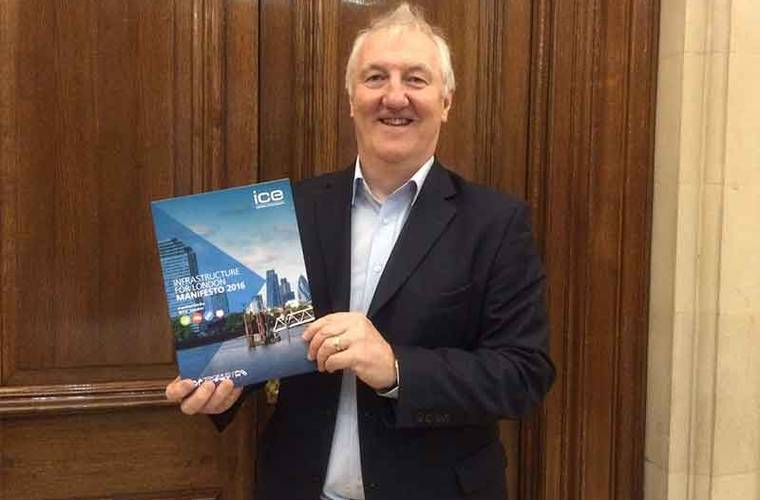 Institution of Civil Engineers launches new London manifesto