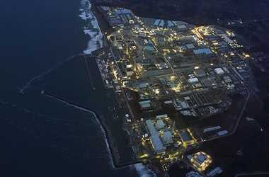 engineering careers  Japanese government builds giant ice wall to surround Fukushima nuclear plant