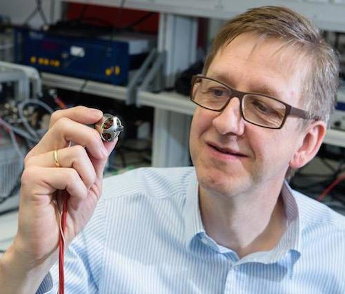 German engineers develop self-monitoring intelligent motors
