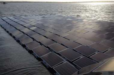 engineering careers  London's Queen Elizabeth II reservoir to hold world's largest floating solar power plant