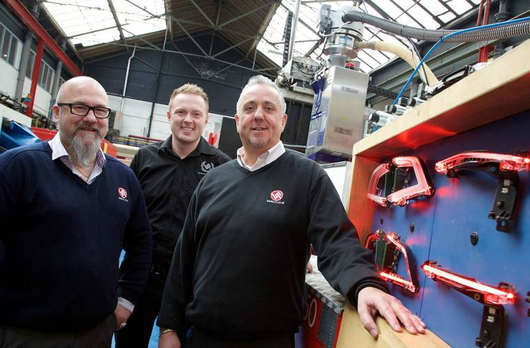 Birmingham plastics manufacturer wins £1m worth of new contracts