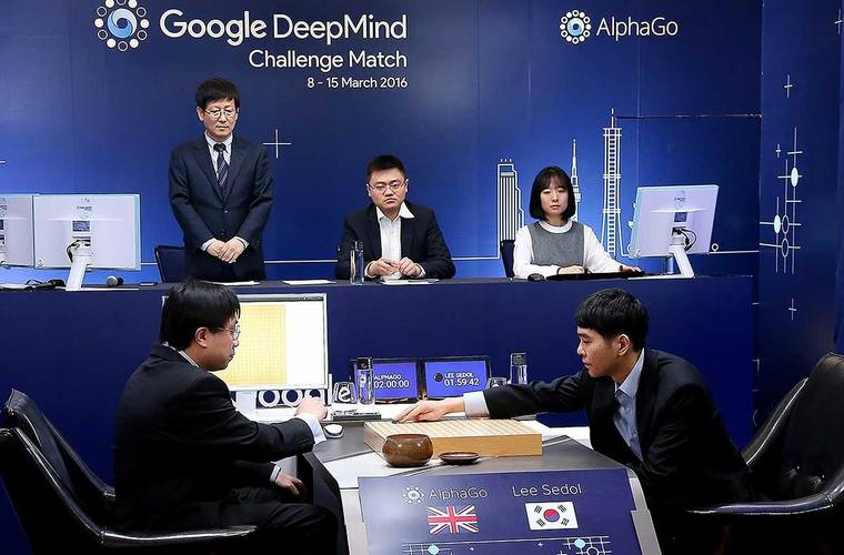 Google AI beats world Go champion
