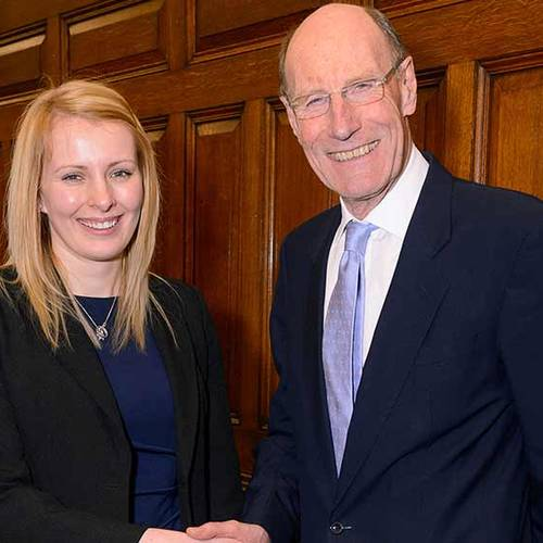Newly qualified civil engineer wins 2016 James Rennie Medal