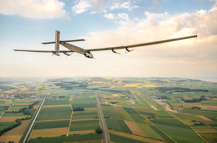 Solar Impulse 2 set to break more records