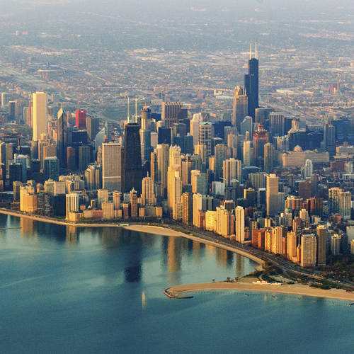 17.5 Billion Gallons of Sewage held Underground in Chicago's Deep Tunnel Project