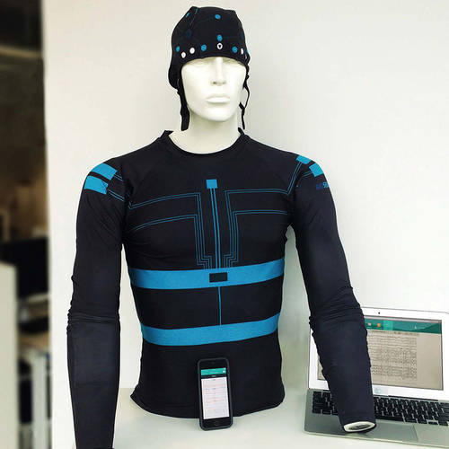 NHS developing smart outfit which can diagnose epilepsy