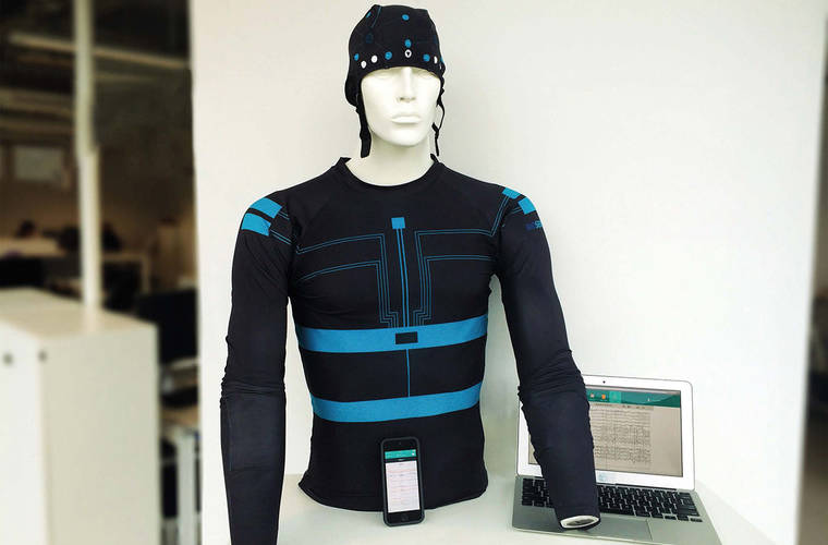 "NHS developing ""smart"" outfit which can diagnose epilepsy"
