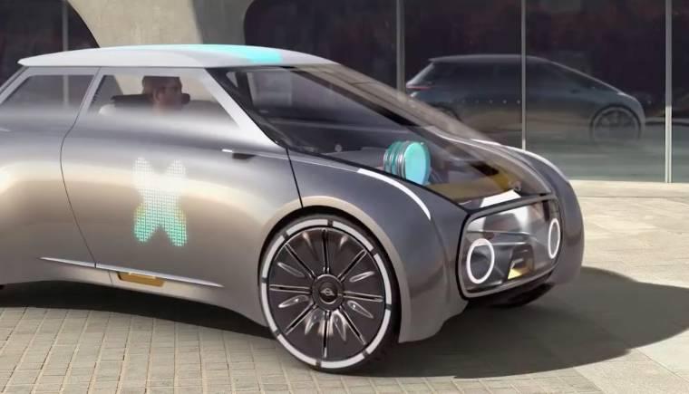 Rolls-Royce and Mini showcase concept cars