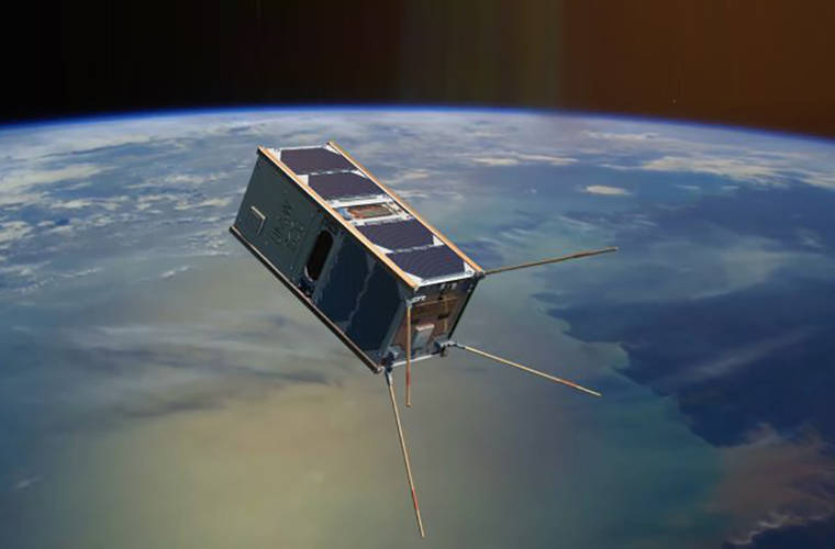 #cubesat 50 mini-satellites set to study thermosphere