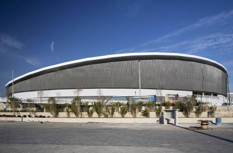 #EngineeringTheOlympics: The Olympic Velodrome