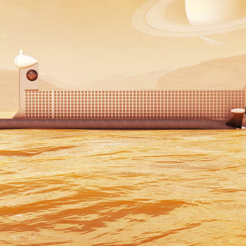 NASA is planning a real life fantastic voyage to Titan's Oceans