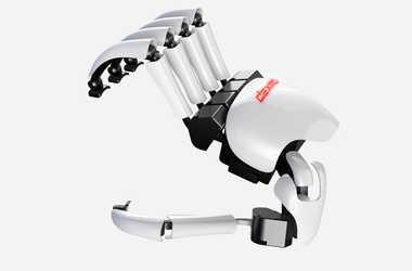 engineering careers  Dexta Robotics showcases exoskeleton glove